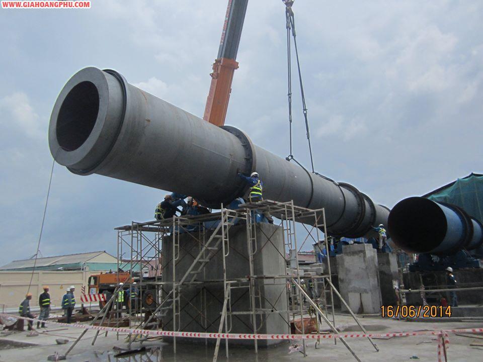 Lắp đặt thiết bị công nghiệp