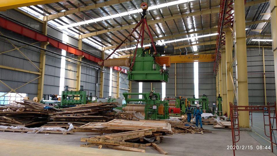 Dự án Lắp đặt thiết bị nhà máy SAKAI